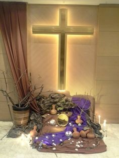 Ash wednesday decoration