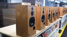 video and Audio rooms The definitive Harbeth speaker in production. Hifi Speakers, Hifi Audio, Vinyl Record Storage, Locker Storage, Wireless Baby Monitor, Whole Home Audio, Surround Sound Systems, Audio Room, Home Theater Rooms