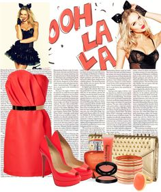 """""""#433 (Candice Swanepoel)"""" by lauren1993 ❤ liked on Polyvore"""