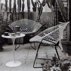 Harry Bertoia Diamond Lounge Chair - My 30th Birthday present to myself (I have already decided).