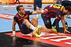 EHF Champions League 2014 Victor Tomas