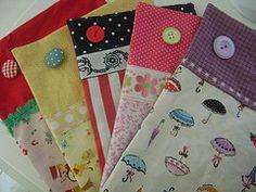 Dicas Crafts - Lavagem de Tecidos... ~ Vanessa Maurer