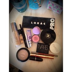 ♡ Makeup of the Day ♡ Urban Decay, M•A•C, Anastasia, Stila,, Clinique, Lorac, BeautyBlender, Chanel, NARS, CARGO, YSL ....♡