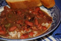 slow cooker red beans and rice and other recipes