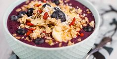 Superfood Breakfast - The Acai Bowl  |  My Vega