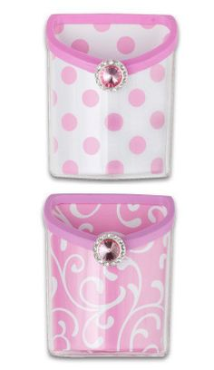 Locker Lookz Pink and White Scroll and Dots Fashion Bins Buy Cell Phones Online, Cell Phones In School, Locker Supplies, School Supplies, Office Supplies, Cute Locker Ideas, Locker Lookz, Middle School Lockers, School Locker Decorations