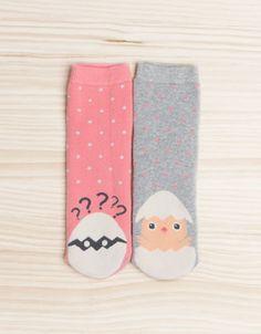 Egg Socks #oysho #socks