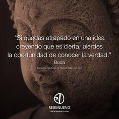 Buda: Si quedas atrapado en una idea http://reikinuevo.com/buda-quedas-atrapado-idea/