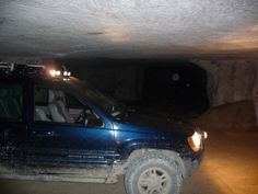 4x4 Cave Driving - France