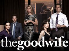 The Good Wife-great show!