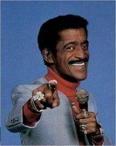 Sammy Davis Jr ♦ American entertainment icon.