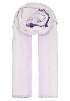 Sjal / Tørklæder - lilac/offwhite grapeade