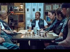 "Sons of Anarchy After Show w/ Thea Trinidad Season 7 Episode 11 ""Suits o..."