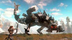Новые подробности геймплея эксклюзива на PlayStation 4 Horizon: Zero Dawn / Игровые новости на hotplay.com.ua