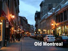 El casco antiguo de Montreal puede ser fácilmente recorrido alrededor en un día, pero varios de sus lugares de interés, así como restaurantes y tiendas significa que usted puede llenar más de un día aquí.  Para más información visita: http://ville.montreal.qc.ca/