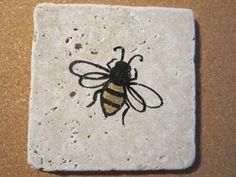 Bumble Bee - dmc designs