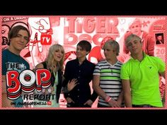 Behind the Scenes at the R5 BOP and Tiger Beat Photo Shoot