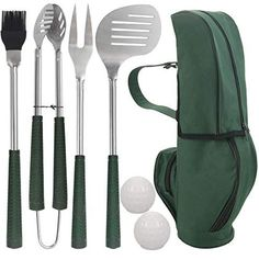 Acacia, Set Barbecue, Stainless Steel Bbq Grill, Bbq Tool Set, Grilling Gifts, Grill Accessories, Best Bbq, Utensil Set, Club Style