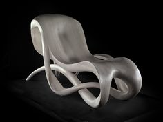 """""""La Nonchalante"""" Chaise Longue by Gildas Berthelot 
