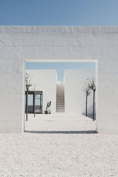 Design Within Reach — salvalopez: Masseria Moroseta, Puglia. May… Design Within Reach — salvalopez: Masseria Moroseta, Puglia. Poster Architecture, Perspective Architecture, Architecture Design Concept, Detail Architecture, Plans Architecture, Minimal Architecture, Interior Architecture, Contemporary Architecture, Garden Architecture