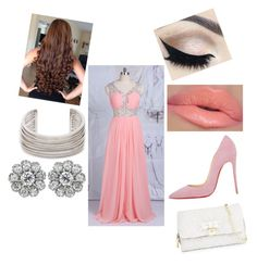 Prom With Shawn Mendes by magcon-grier-o2l on Polyvore featuring polyvore, fashion, style, Betsey Johnson and Christian Louboutin