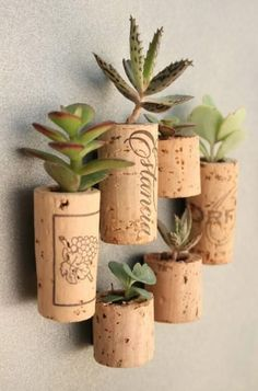 "You pop the cork, pour a glass, and then immediately wonder, ""What are some cute things to do with wine corks?"" With the rise of crafty social media sites like Pinterest and Etsy, we're seeing all kinds of adorable wine cork decorations out there. The truth is, if you enjoy arts and crafts at all, […]"