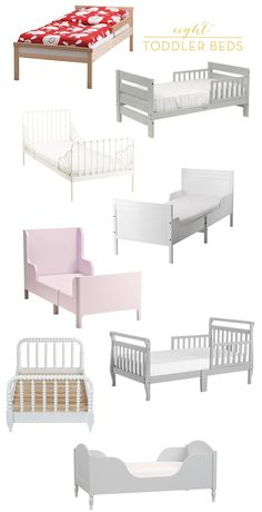 Eight Toddler Beds | Thrifty Littles Blog