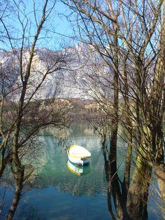 Lago di #Cavedine - Trentino