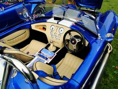 cobra interior - Google Search