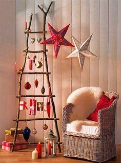 Ideias para a sua árvore de Natal