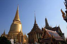 Bangkok Burj Khalifa, Barcelona Cathedral, Travel Photos, Asia, Bangkok Thailand, Building, Places, Travel Pictures, Buildings