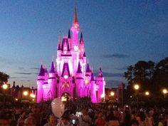 Walt Disney World, Magic Kingdom. Orlando, Florida.