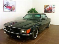 1981 Mercedes-Benz AMG 600SLC C107