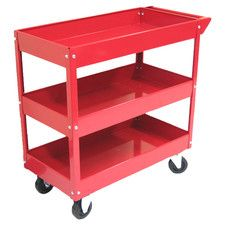 Metal Tool Cart