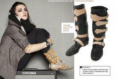 Katie McGrath's style