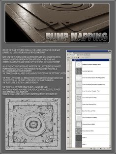 Tutorial:Hard Surface Texture Painting -- I find this to be a very in-depth tutorial on bump and spec mapping to add true realism to an in-game model