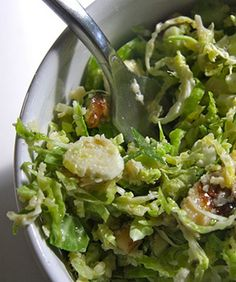 Addictive Brussels Sprouts Salad: Picnic Sides With Pizazz - mom.me
