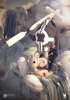 Bartholomey Kuma - One Piece by GregoryStark.deviantart.com on @deviantART
