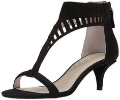 Kenneth Cole New York Women's Havemeyer Cutout Dress Sandal ^^ Want to know more, visit the site now : Block heel sandals