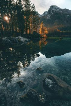 Ideas For Nature Photography Landscape Scenery Nature Pictures, Cool Pictures, Calming Pictures, Landscape Photography, Travel Photography, Photography Tips, Digital Photography, Night Photography, Landscape Photos