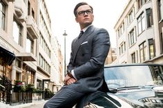 Taron Egerton has revealed the makers have locked a script for the third film in the Kingsman franchise.Fox Studios announced the film last September with Matthew Vaughn returning as writer and director.Egerton said he always imagined the movies as a. Kingsman Film, Watch Kingsman, Kingsman Suits, Mark Strong, Colin Firth, James Bond, Gary Unwin, Cinema Video, Kingsman The Golden Circle