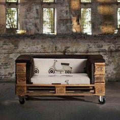 интерьер стиля лофт мебель