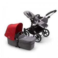 【Bugaboo】 Carritos de bebé | Bebépolis Bugaboo Donkey, Bugaboo Stroller, Twin Strollers, Double Strollers, Convertible Stroller, Single Stroller, Sun Canopy, Peek A Boo, Seat Pads