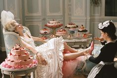 Cake Decadence - Marie Antionette, 2006