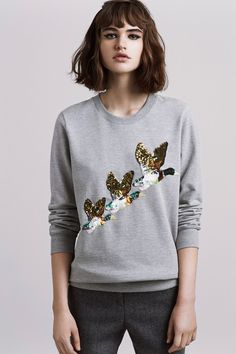 The Fall 2014 Fashion Trends You Need In Your Closet Right Now - Animal embroidery