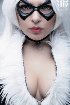 Black Cat by *mariedoll on deviantART