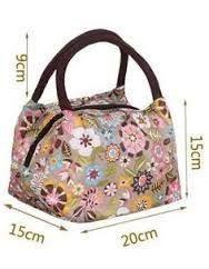 3bd3309d8 Las 25 mejores imágenes de Lonchera de tela | Fabric handbags, Lunch ...