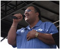 "Salsa recording artist, Jorge Laureano is a singer/songwriter born in the Bronx, NY. and currently lives in Florida. Began his career with Salsa orchestra known as ""Siempre Asi"", then orchestra known as ""ClaraSalsa"". Produced his first CD. Later moved to Tampa and Miami where he has appeared on TV and radio with his band... FIESTA orchestra. He produced another CD and now has continued his career as a solo artist, Jorge ""Georgie"" Laureano"