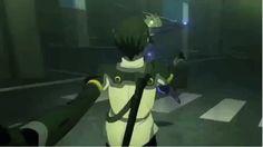 Kirito and Eiji  Movie Sword Art Online: Ordinal Scale