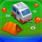 Reis en Kampeer Apps voor je smartphone.